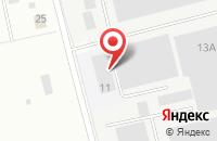 Схема проезда до компании Стродэз в Электростали