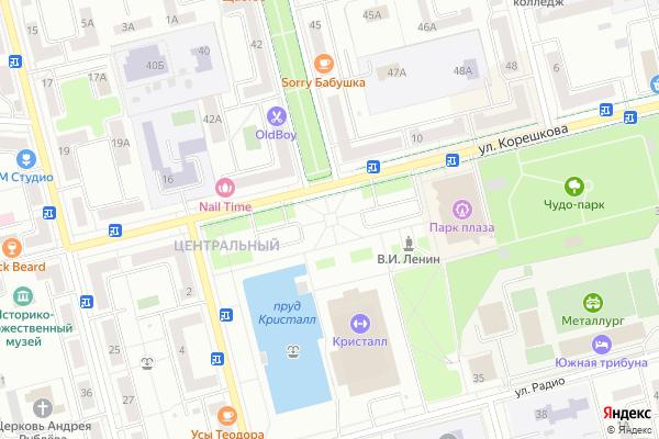 Ремонт телевизоров Город Электросталь на яндекс карте