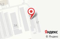 Схема проезда до компании Артикс в Электростали