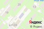 Схема проезда до компании Воскресенская межпоселенческая библиотека, МУК в Белоозёрском