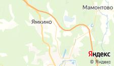 Отели города Починки на карте