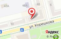 Схема проезда до компании Жемчужина в Электростали
