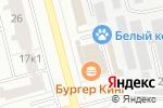 Схема проезда до компании Красотка в Электростали