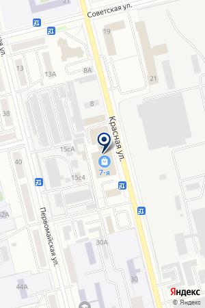 ВИКТОРИЯ на карте Электростали