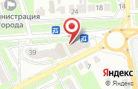 Схема проезда до компании Триада в Ногинске