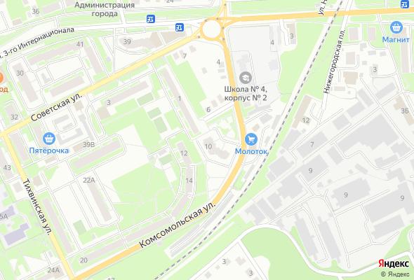 продажа квартир На Комсомольской