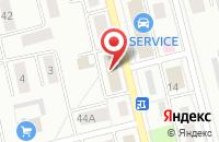Схема проезда до компании Газета  в Электростали