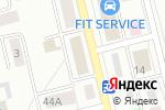 Схема проезда до компании Магазин автозапчастей в Электростали