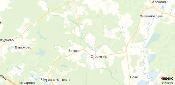 Стояново на карте