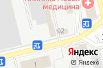 Схема проезда до компании Продуктовый магазин в Электростали