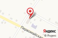 Схема проезда до компании Искорка в Фёдоровской