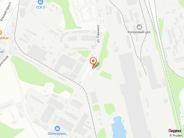 Остановка ЭДСК (Московская область)