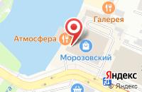 Схема проезда до компании Спутник стиль в Ногинске