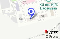 Схема проезда до компании С. Н. Т. в Электростали