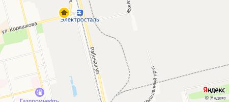 Адреса прокатов велосипедов на карте Электростали