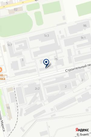 ПРОИЗВОДСТВЕННАЯ ФИРМА МАСТЕР ПЛАСТ на карте Электростали