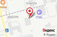 Схема проезда до компании  Монолит - Альянс Эл в Электростали