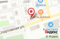 Схема проезда до компании Строй-Единение в Электростали