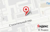 Схема проезда до компании Строительная Компания  в Электростали