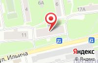 Схема проезда до компании Макарыч в Ногинске