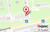 Схема проезда до компании Торговая компания в Ногинске