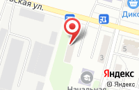 Схема проезда до компании Московская Областная Федерация Стилевого Каратэ в Ногинске