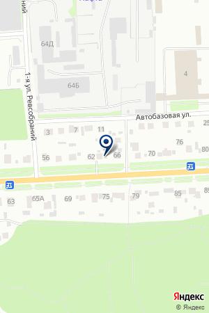 DM-SERVICE на карте Ногинска