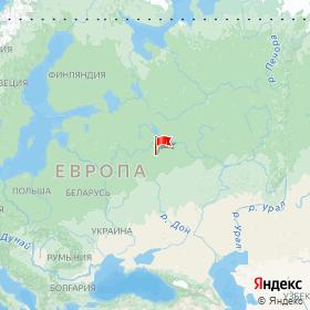 Weather station [Dom] in Voskresenskoye, Vladimir Region, Russia