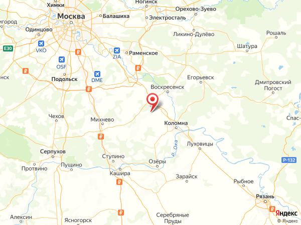 село Шкинь на карте
