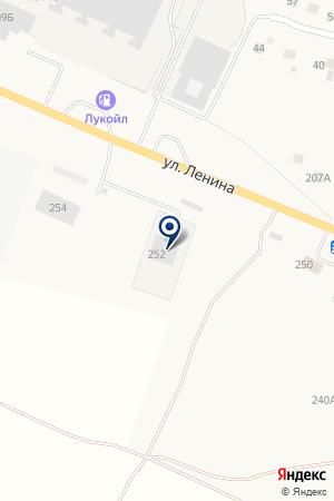 РЕПРОВЕТ на карте Озёры