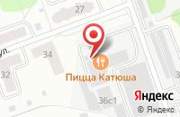 Схема проезда до компании АвантПак в Электростали
