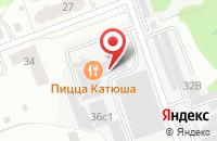 Схема проезда до компании Возрождение-50 в Электростали