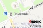 Схема проезда до компании Мировые судьи Абинского района в Екатериновском