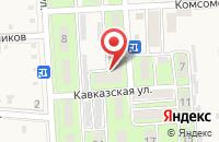 Схема проезда до компании Почтовое отделение №266 в Черноморском