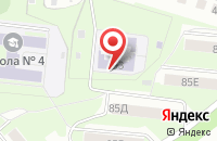 Схема проезда до компании Детский сад №61 в Ногинске