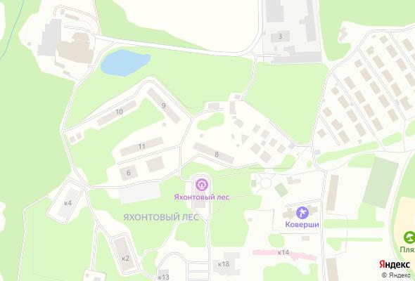 купить квартиру в ЖК Яхонтовый Лес