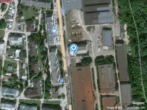 Сдам производственное помещение, 2983 м², Елец, улица Ани Гайтеровой, 6
