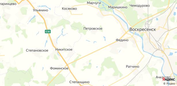 Муромцево на карте