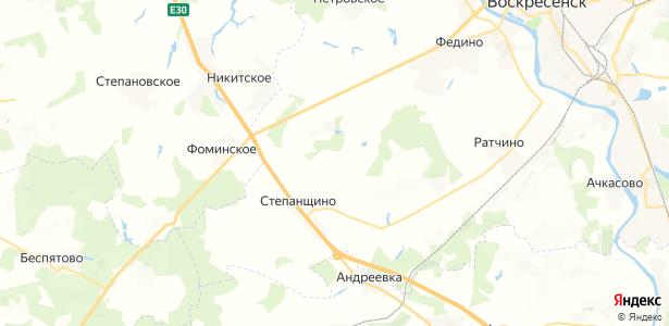 Чаплыгино на карте