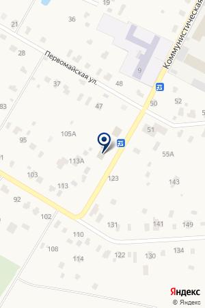 МЕБЕЛЬНЫЙ МАГАЗИН ЛУКИНА О.Е. на карте Воскресенска