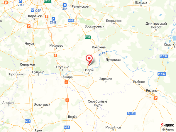 деревня Холмы на карте