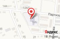 Схема проезда до компании Берёзка в Ильском