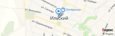 Нотариус Варыпаев А.Л. на карте Ильского