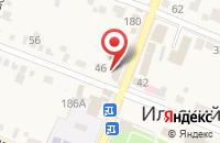 Схема проезда до компании Нотариус Варыпаев А.Л. в Ильском