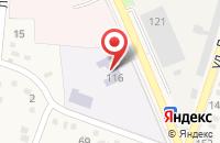 Схема проезда до компании Средняя общеобразовательная школа №52 в Ильском