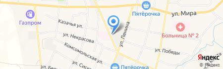 Ленмедснаб-Доктор W на карте Ильского
