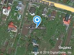 Московская область, Раменский район, село Карпово