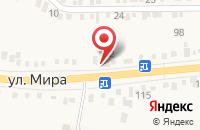 Схема проезда до компании Салон ритуальных услуг в Ильском