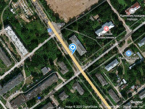Продажа 2-комнатной квартиры, 40 м², Струнино, улица Заречная