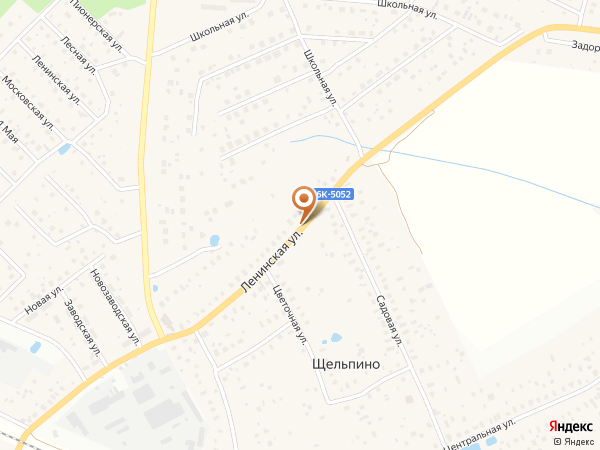 Остановка Щельпино (Московская область)